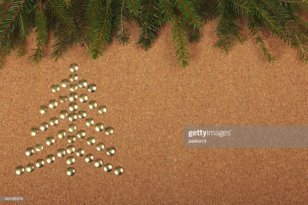 Árvore de Natal : Foto de stock