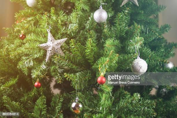 christmas tree - kristendom bildbanksfoton och bilder