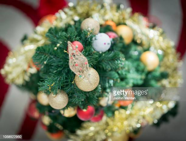 Christmas Tree Top View.World S Best Christmas Tree Top View Stock Pictures Photos