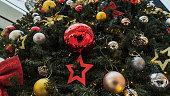 christmas tree toys christmas new year