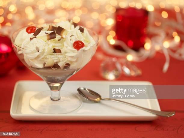 Christmas Trifle desert