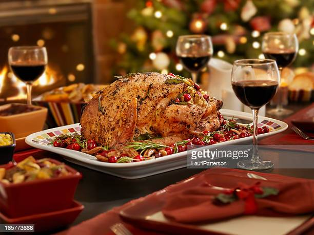 Weihnachten Türkei Abendessen
