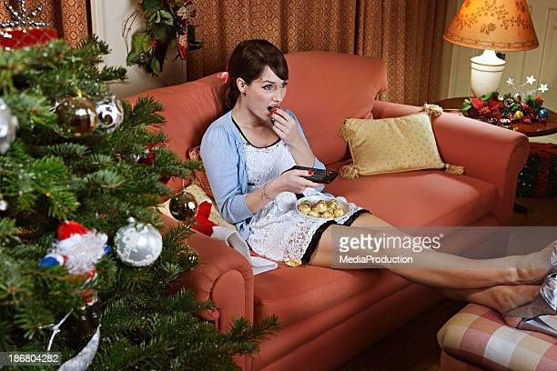 Televisor de Navidad