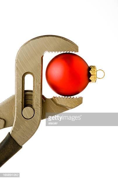 Weihnachten unter Druck