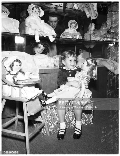 Christmas value days 14 November 1951 Kathleen Furumura 3Mrs Dorothy FurumuraWilliam Bell and son TerryDennis Wadsworth 5Linda Lou Papadakis 3Douglas...