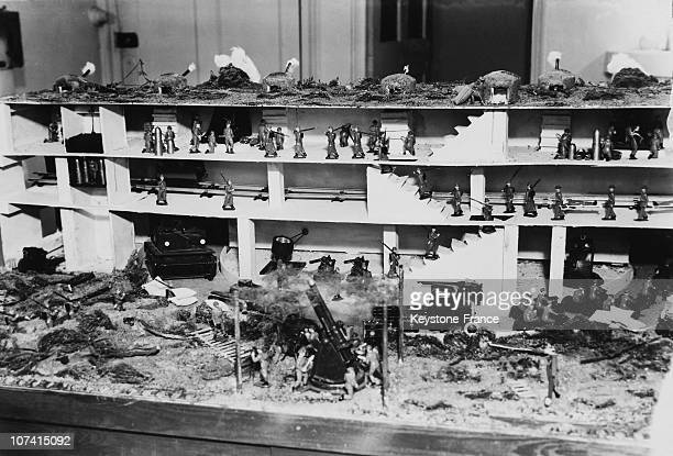 Christmas War Toys In England On October 1939