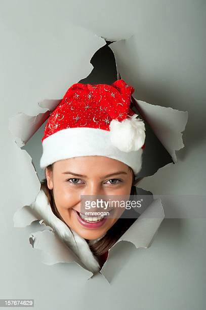 Christmas Frau