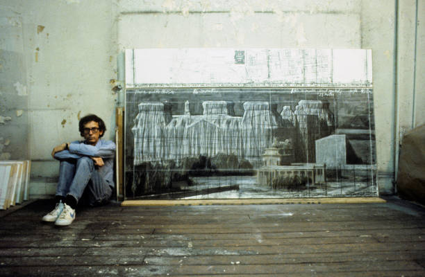 UNS: In The News - Christo