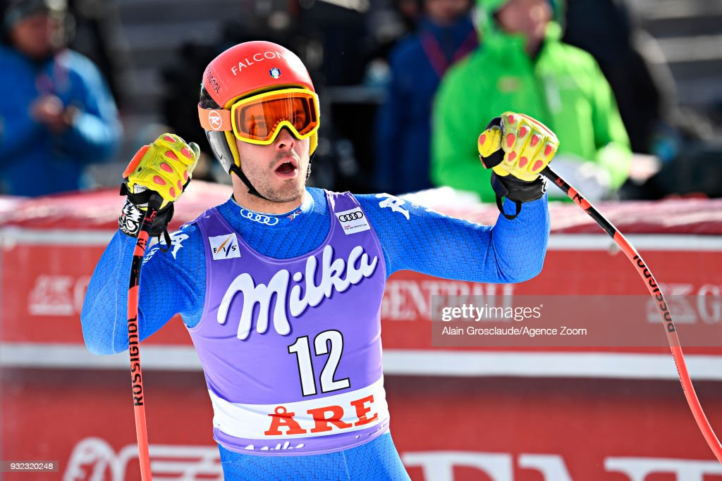 Audi FIS Alpine Ski World Cup Finals - Men's and Women's Super G : News Photo
