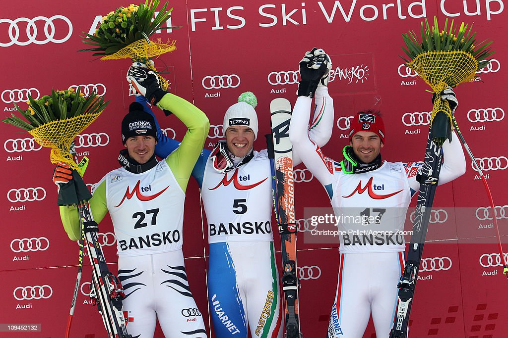 Audi FIS World Cup - Men's Super Combined : News Photo