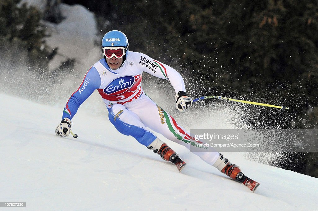Audi FIS World Cup - Men's Downhill : News Photo