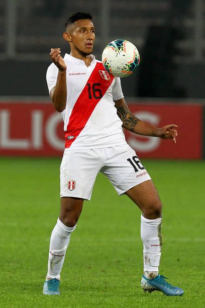 PER: Peru v Uruguay - Friendly Match