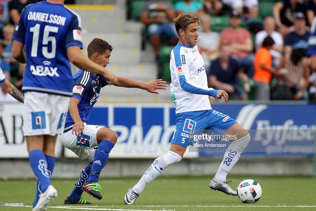 GIF Sundsvall v IFK Norrkoping - Allsvenskan : News Photo