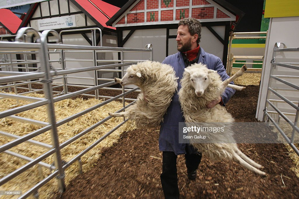 Gruene Woche Agriculture Trade Fair : Nachrichtenfoto