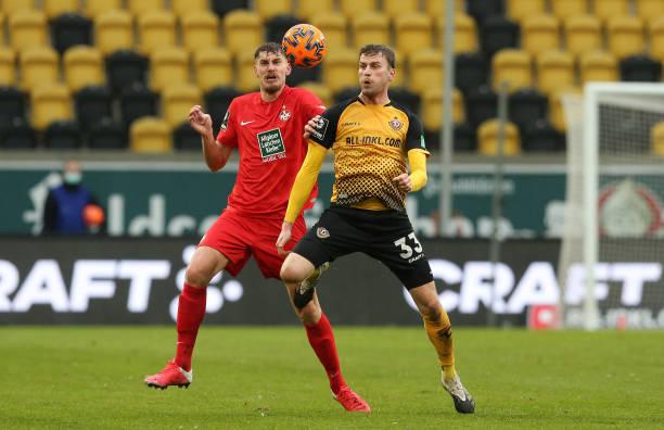 DEU: Dynamo Dresden v 1. FC Kaiserslautern - 3. Liga
