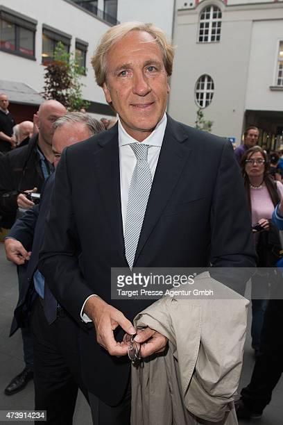 Christoph Gottschalk attends the 'Herbstblond - Gotschalksgrosse Geburtstagsparty' at Admiralspalast on May 18, 2015 in Berlin, Germany.