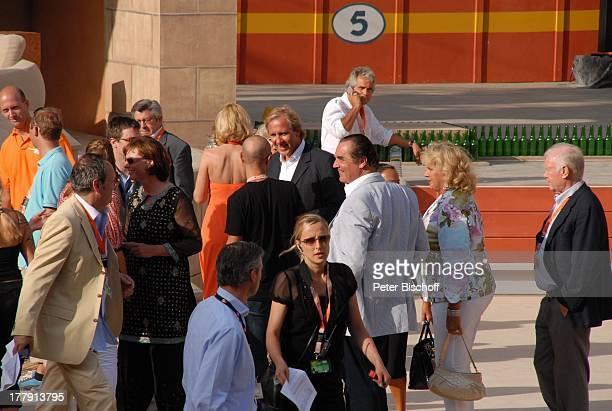 """Christoph Gottschalk , Zuschauer, vor ZDF-Show """"Wetten, dass?"""", Stierkampfarena """"Coliseo Balear"""", Palma de Mallorca, Insel Mallorca, Balearen,..."""
