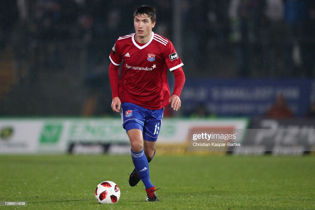 SpVgg Unterhaching v 1. FC Kaiserslautern - 3. Liga : News Photo
