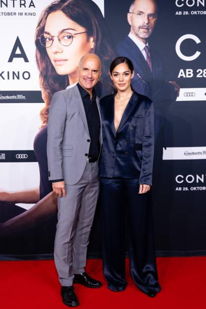 "DEU: ""Contra"" Premiere In Cologne"