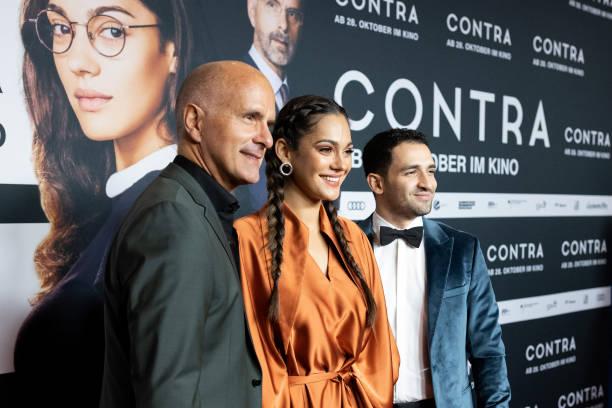 """DEU: """"Contra"""" Premiere In Berlin"""