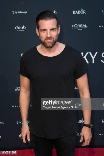 Christoph Metzelder attends the MICHALSKY StyleNite during the MercedesBenz Fashion Week Berlin Spring/Summer 2018 at eWerk on July 7 2017 in Berlin...