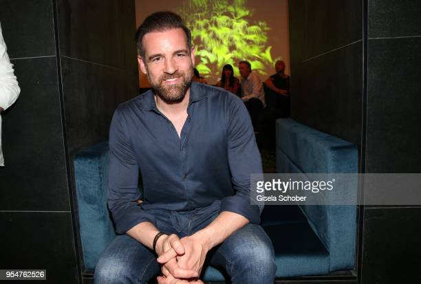 Christoph Metzelder during the Grand Opening of Roomers Spa by Shan Rahimkhan on May 4, 2018 in Munich, Germany.