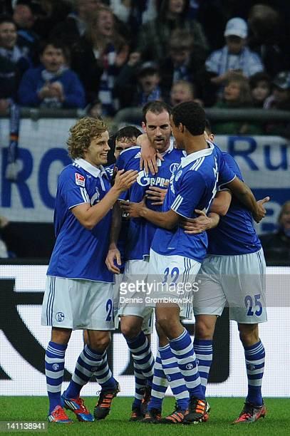 Schalke Tannenbaum.Joel Dennis Pictures And Photos Getty Images