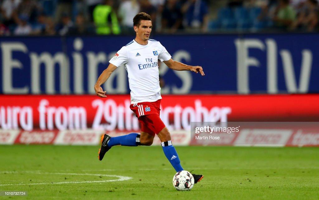 Hamburger SV v Holstein Kiel - Second Bundesliga : Nachrichtenfoto