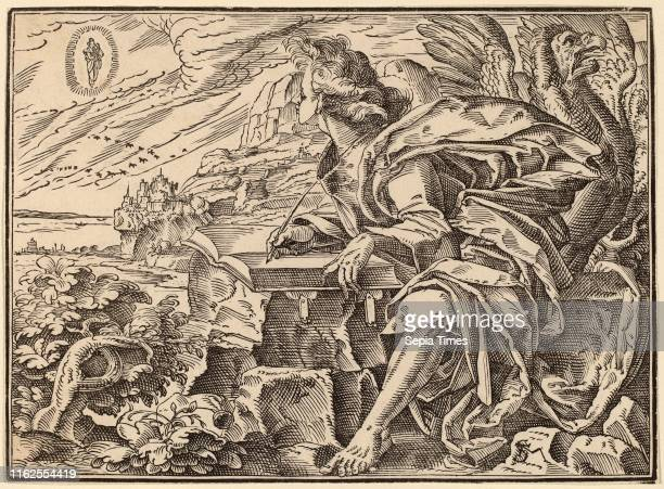 Christoph Murer The Four Horsemen of the Apocalypse Swiss 1558 1614 published 1630 woodcut on laid paper