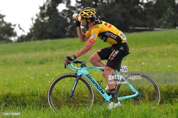 Christoph Pfingsten of Germany and Team Jumbo - Visma / during the 77th Tour of Poland 2020, Stage 4 a 173km stage from Bukovina Resort to Bukowina...