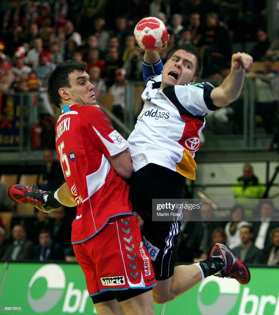 Germany v Poland - Men's European Handball Championship 2010