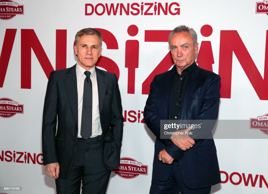 "Premiere Of Paramount Pictures' ""Downsizing"" - Arrivals"