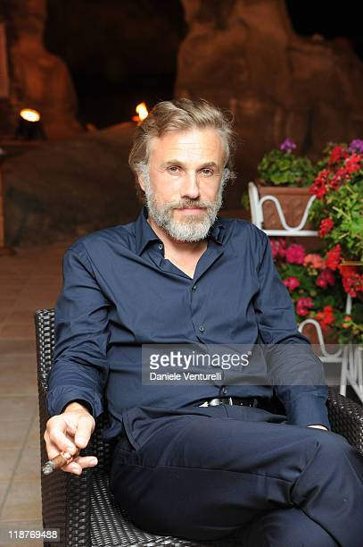 Christoph Waltz attends day one of the Ischia Global Film and Music Festival on July 10 2011 in Ischia Italy