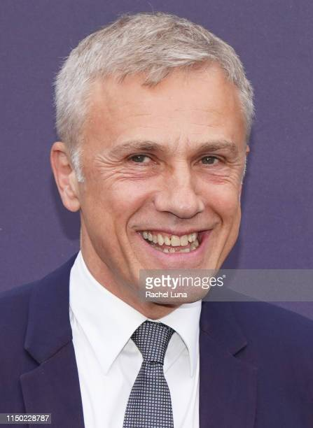 Christoph Waltz attends the MOCA Benefit 2019 at The Geffen Contemporary at MOCA on May 18 2019 in Los Angeles California