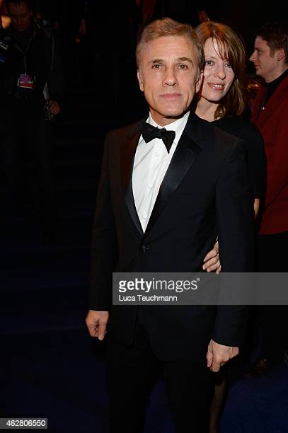 Christoph Waltz attends the opening party during the 65th Berlinale International Film Festival at Berlinale Palace on February 5 2015 in Berlin...