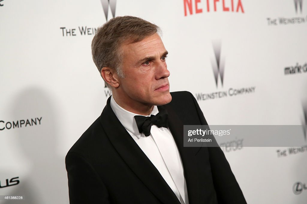 The Weinstein Company & Netflix's 2015 Golden Globes After Party Presented By FIJI Water, Lexus, Laura Mercier And Marie Claire - Red Carpet : News Photo