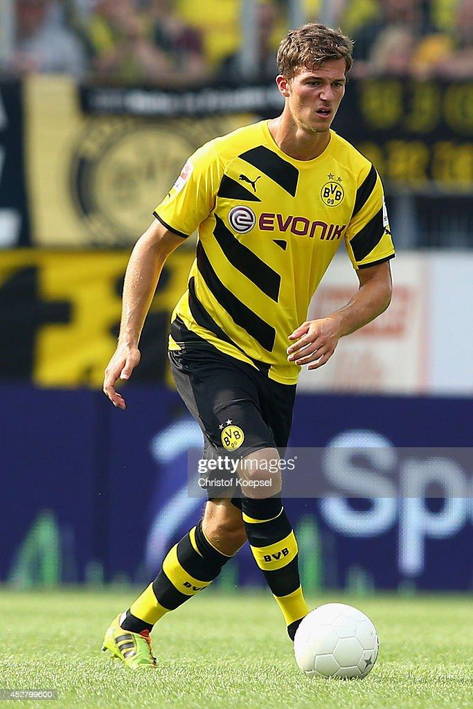 Rot Weiss Essen v Borussia Dortmund - Friendly Match