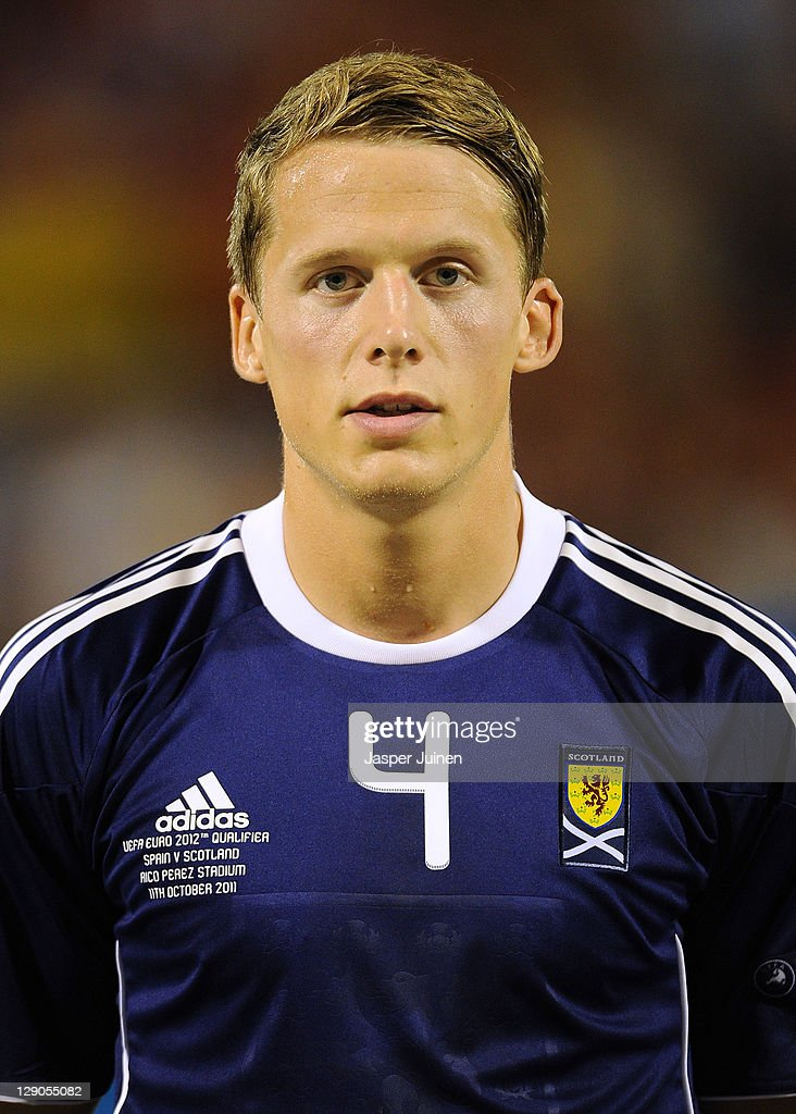 Spain v Scotland - EURO 2012 Qualifier : News Photo