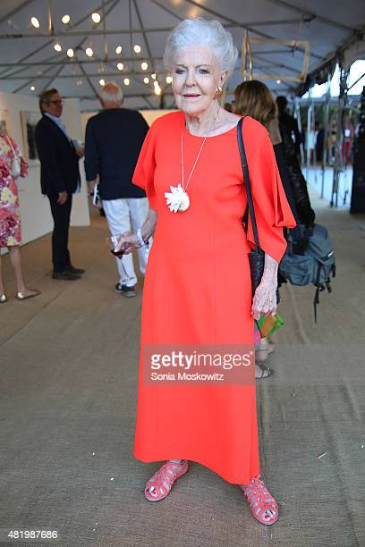 Christophe de Menil attends the 22nd Annual Summer Benefit and Auction 'Circus of Stillness' at The Watermill Center July 25 2015 in Water Mill New...