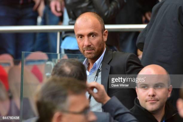 Christophe DUGARRY Paris Saint Germain / Rennes 36eme journee de Ligue 1 Photo Dave Winter / Icon Sport