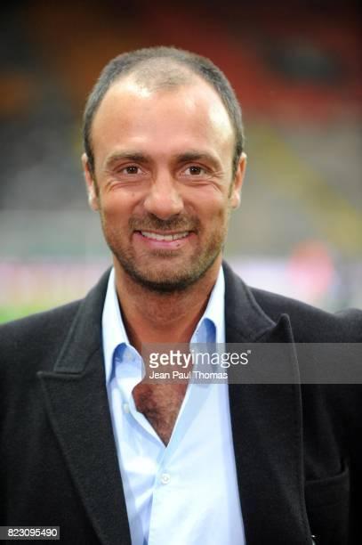 Christophe DUGARRY Saint Etienne / Lille 35eme journee de Ligue 1