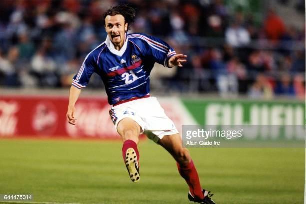 Christophe DUGARRY France / Afrique du Sud Coupe du Monde 1998 Stade Velodrome Marseill Photo Alain Gadoffre / Icon Sport