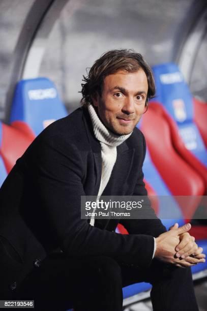 Christophe DUGARRY Lyon / Bordeaux 14eme journee de Ligue 1