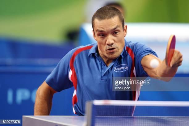Christophe DURAND Tennis de Table Jeux Paralympiques de Pekin 2008