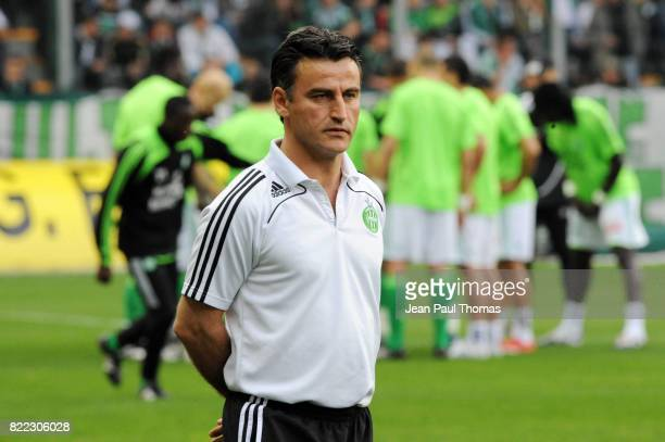 Christophe GALTIER - - Saint Etienne / Nancy - 34e journee Ligue 1,