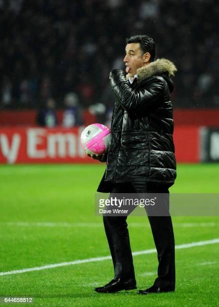 Christophe GALTIER - - PSG / Saint-Etienne - 35e journee de Ligue 1 , Photo : Dave Winter / Icon Sport