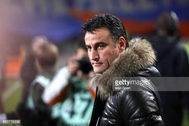 Christophe GALTIER - - Montpellier / Saint Etienne - 22e journee de Ligue 1,