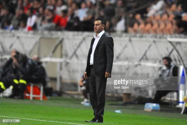 Christophe GALTIER - -PSG / Saint Etienne - 1er journee de Ligue 1,