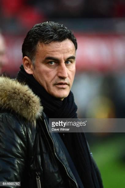 Christophe GALTIER - - Valenciennes / Saint Etienne - 32e journee Ligue 1, Photo : Dave Winter / Icon Sport