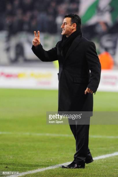 Christophe GALTIER - - Grenoble / Saint Etienne - 20e journee Ligue 1 - Stade des Alpes,